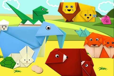 (25 合 1)幼儿手工全能——折纸 1.0.