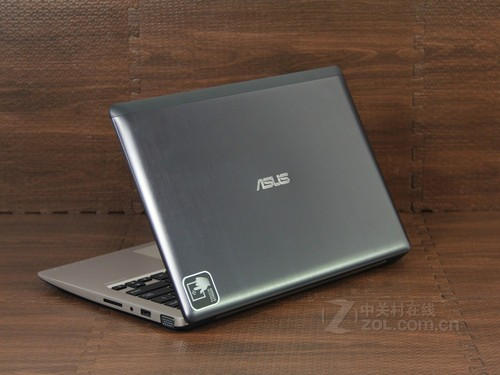 VivoBook S200精钢灰 外观图