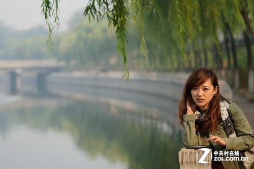 汉王电纸书黄金屋图赏之清晨河畔