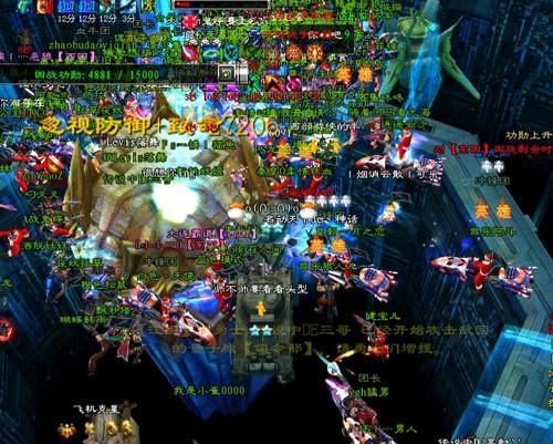《巨人》资料片命运之轮上线 14点开放新区