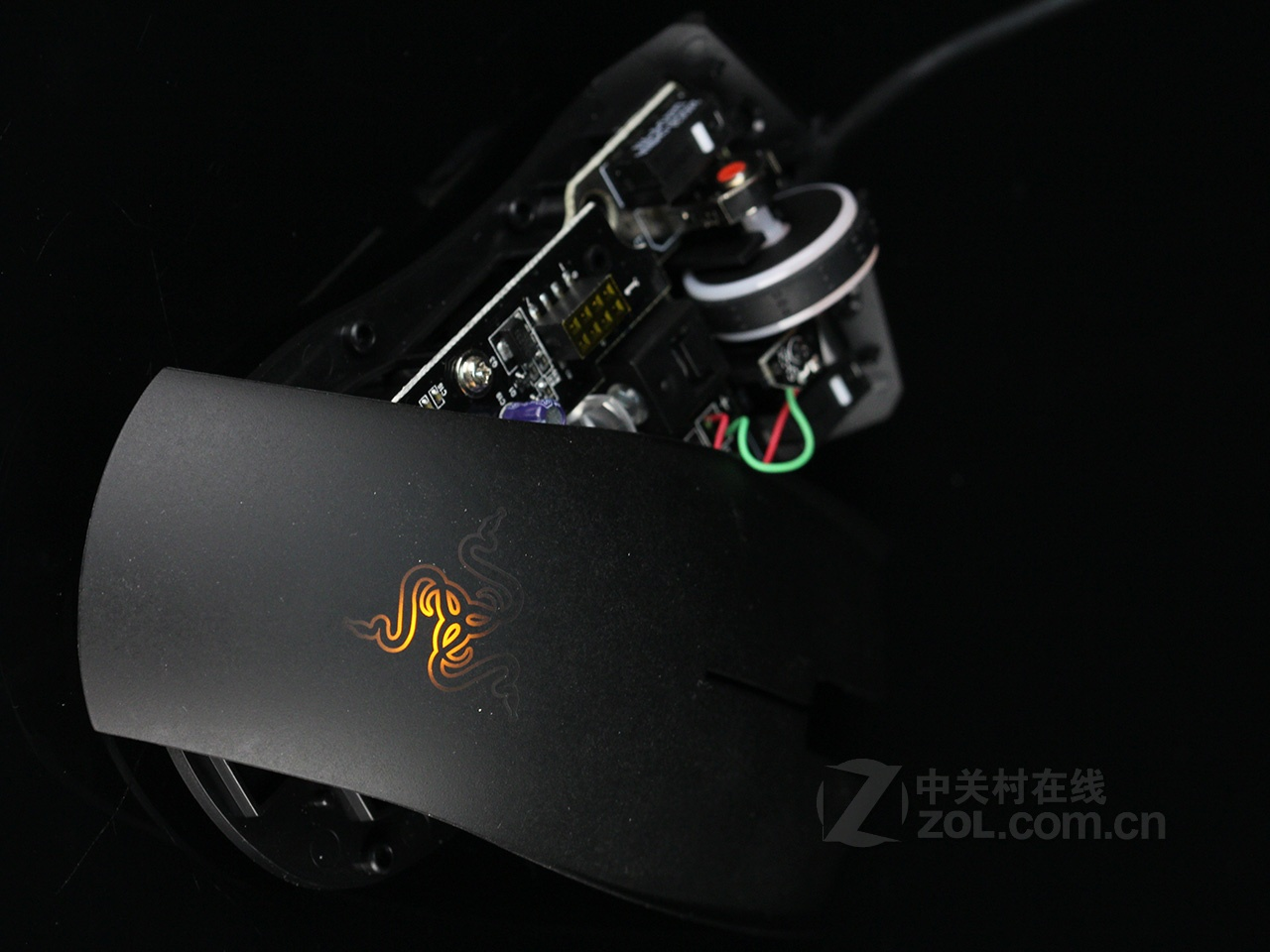 razer 金环蛇2013游戏鼠标