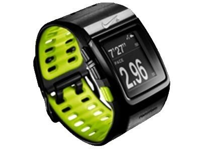TomTom 耐克NIKE+SportWatch GPS运动腕表Powered by TomTom(黑黄 含Apple传感器)