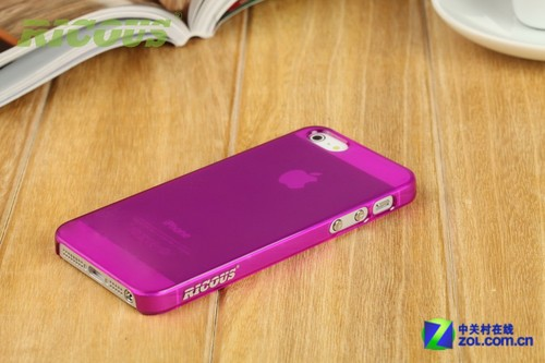 iPhone 5专用 RICOUS Colors保护壳上市