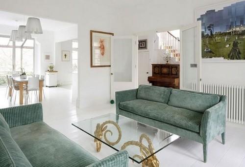 低调的华丽 英伦风简约轻奢家居设计