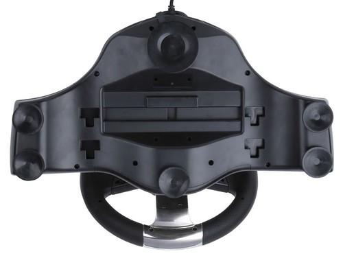 国内方向盘新标杆,莱仕达幻影S16方向盘图赏