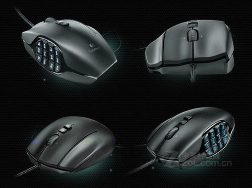 罗技G600的推出表示了MMORPG鼠标市场的竞争将更加激烈-纯正血