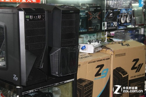Z9Plus机箱
