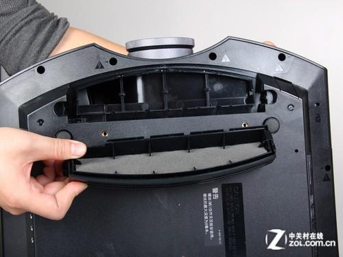 3D 1080p投影机新品 索尼HW50ES首测