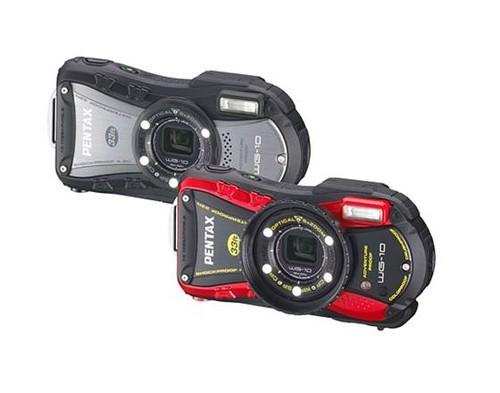PENTAX WG-10,野外型防水数码相机