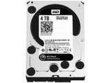 西部数据4TB 7200转 64MB SATA3 黑盘(WD4001FAEX)