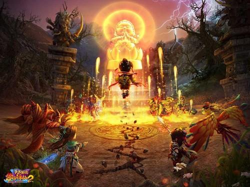 《梦幻诛仙2》粉丝节开幕 六大活动来袭