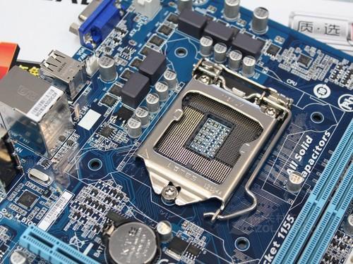 双BIOS实惠小板 技嘉H61到货售价399元