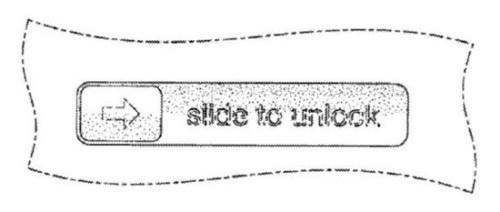 """苹果已获""""滑动解锁""""和""""圆角矩形""""专利-中关村在线"""