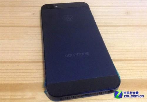山寨再度领先 GooPhone i5S上市发布
