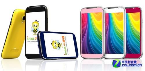 双核5英寸大屏 小蜜蜂手机电信版将开售