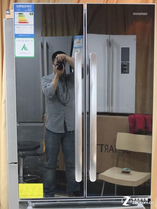 可爱多放冰箱里的照片