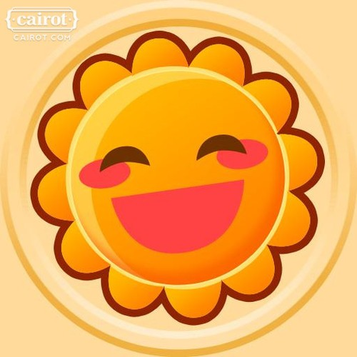 太阳的图片 头像