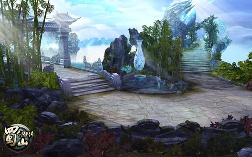《蜀山剑侠传》闯出不一样的横版世界