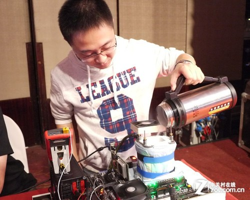 微星OC24超频拉力赛线下活动选手介绍