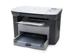 HP M1005黑白激光三合一一体机,A4幅面,鼓粉一体,售价1650元