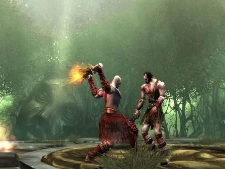战神2 圣剑神罚 游戏画面 3