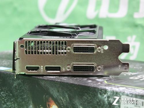 BOOST新品来临 铭�uGTX650Ti加强版到货