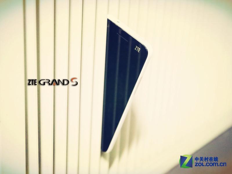 纤薄6.9毫米 无缝不入 的中兴grand s 中兴 grand s v988 ...