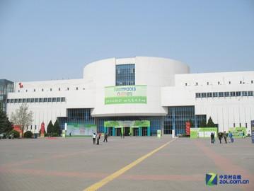 成功举办 2013北京国际照明展LED图赏