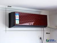可定制面板 拆解科龙二级能效变频空调