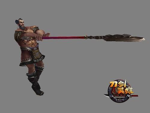 神秘boss乱入《刀剑英雄》跨服矿战新玩法