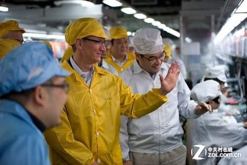 苹果订单增缓 富士康准备开发自家产品