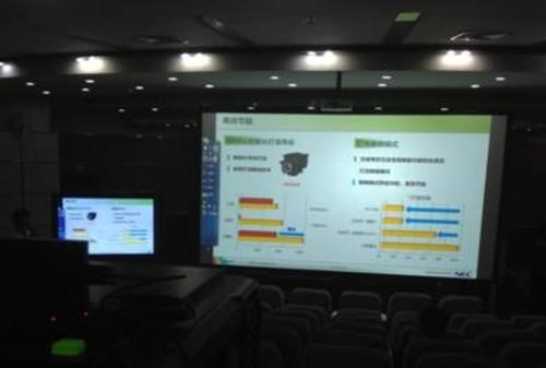 学府新视界--NEC高端投影机产品高校推介会郑州站