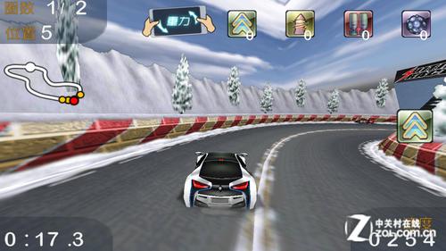 每日佳软:轻量级极速赛车