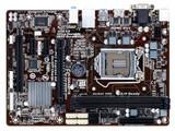 技嘉GA-B85M-HD3整体外观图