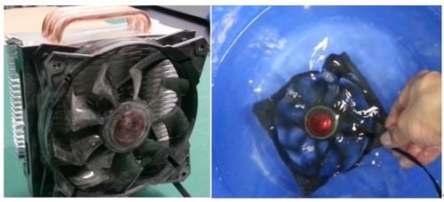 入水照样可运行,酷冷刀魂300三防散热器