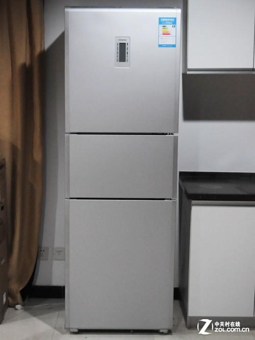 评测 > 正文   西门子kk28f2660w冰箱是西门子经典