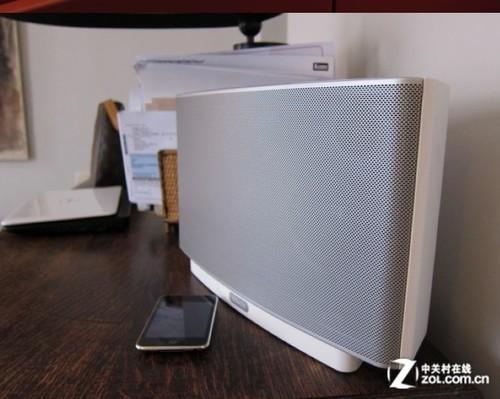 无线你的家居 SONOS无线音响售3980元
