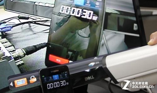 图像画质由CIF升级D1 8路监控DVR实测