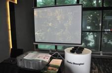 丽讯召开2013年度上海慧域工程机新品展示会