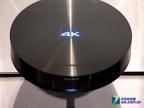 699美元 索尼7月发售4K播放器FMP-X1