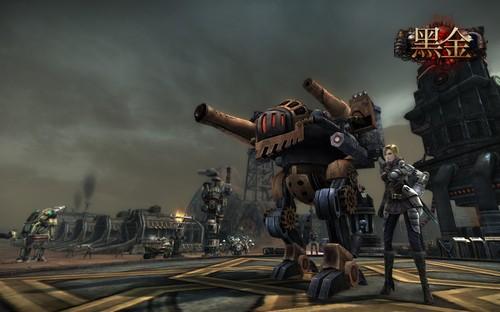 进击的圣兽 《黑金》首测载具战场初探