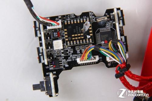10m游戏鼠标按键电路板展示