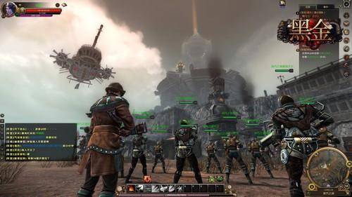 蒸汽朋克的战争 《黑金》能量井截图欣赏