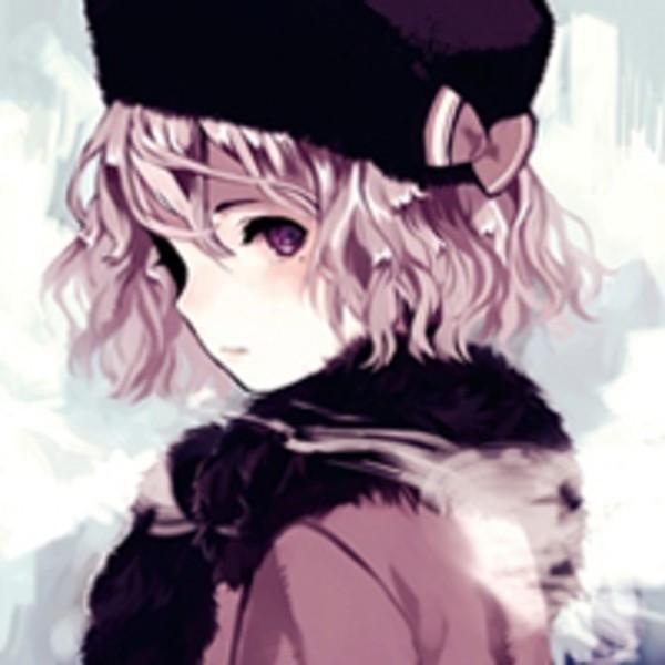 【高清图】 娇小可爱的卡通女生个性qq头像图6