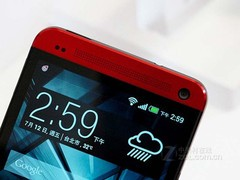 性感魅夜红 HTC New One 801e京东首发