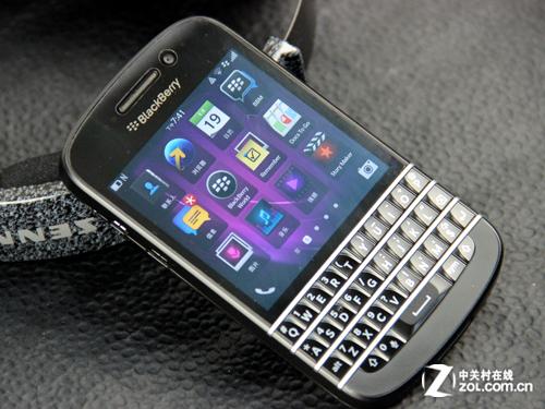 黑莓q10的第一印象和手感_黑莓 q10_手机其它os