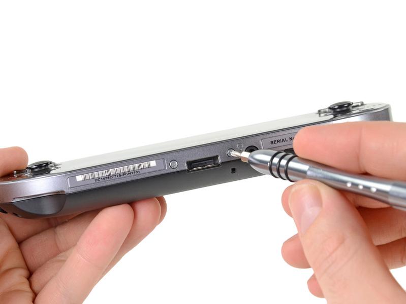 30张高清大图 Sony全新掌机PSV拆解