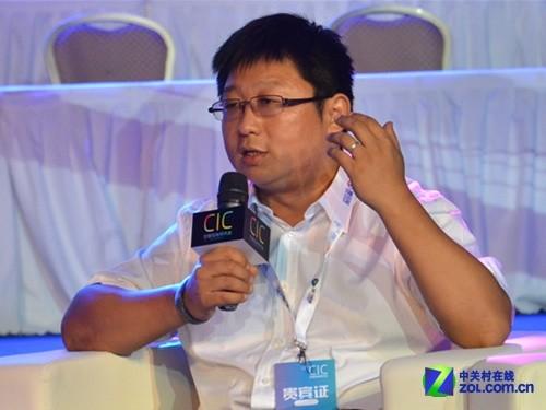 中国移动刘昕:4G时代产业蛋糕会更大