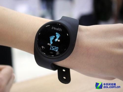 苹果s4腕表_打造个人健康云 ihealth智能健康腕表亮相_苹果  5