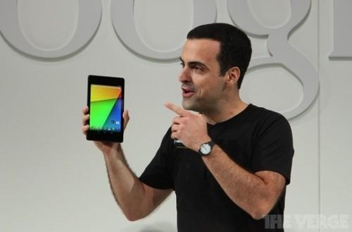 新Nexus 7向全球开放购买 依然没有中国